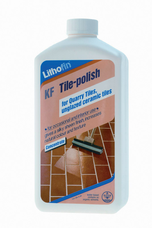 Lithofin KF Tile Polish 1ltr