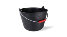 Rubi 20L Bucket With Plastic Handle