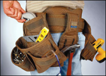 Tool Pouches, Belts & Braces