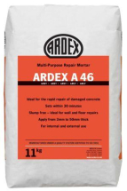 Ardex A46 External Repair Mortar 11kg Bag