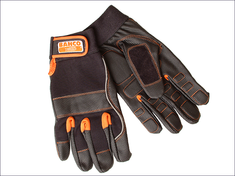 Power Tool Padded Palm Glove Size 8