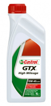 GTX High Mileage Oil 15W/40 1ltr