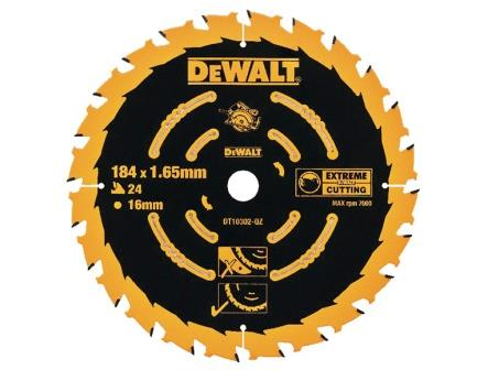 Circular Saw Blade 184x16x24T Corded Extreme Framing