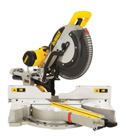 DWS780 240 Volt Compound Slide Mitre Saw