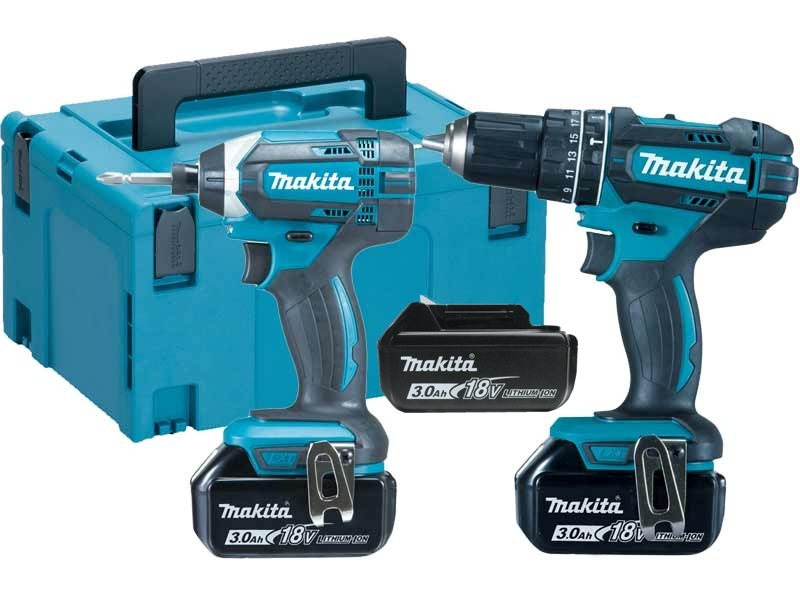 Makita Twin Pack 18v