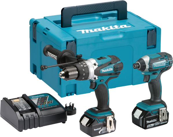 Makita Twin Pack 5AH