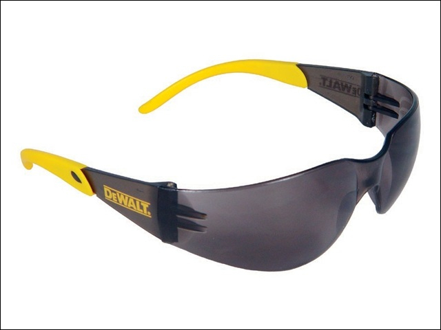 DeWalt Safety Glasses Smoke