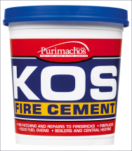 KOS Fire Cement Buff 500g