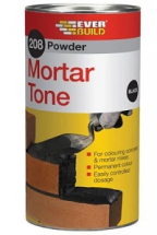 Powder Mortar Tone Black 1kg