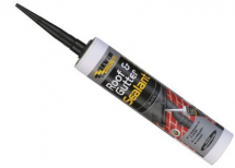 Roof & Gutter Silicone Black