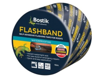 Flashband Roll Grey 100mm x 10m
