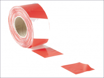Barrier Tape 70mm x 500m Red & White