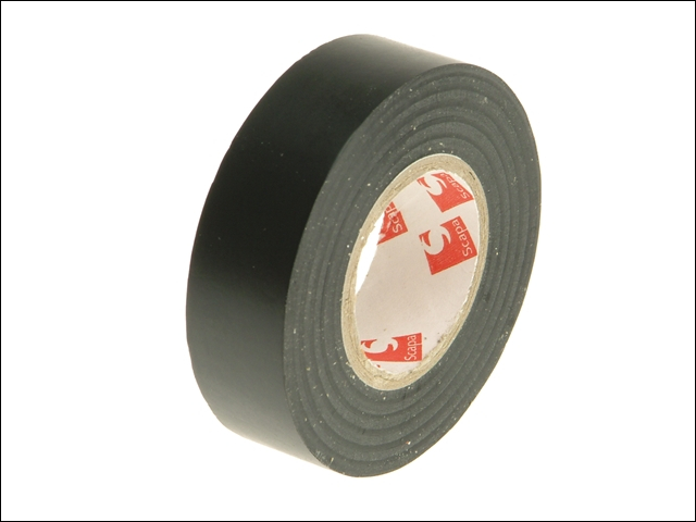 PVC Insulation Tape Black