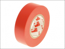 PVC Insulation Tape Red