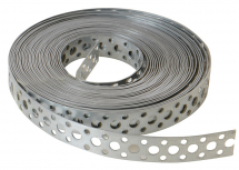 Galvanised Fixing Band 20mm x 10m