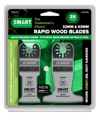 Smart 2X Rapid Wood Kit