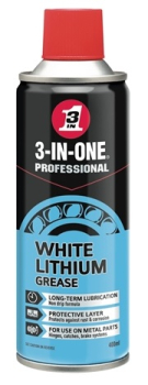 44016 3-in-1 White Lithium Grease 400ml