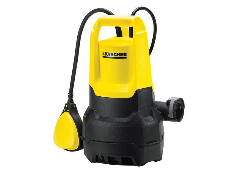 Karcher SP3 Submersible Dirty Water Pump 240v