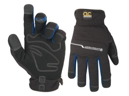 Workright Winter Flexgrip Gloves (Lined) Large (Size 10)