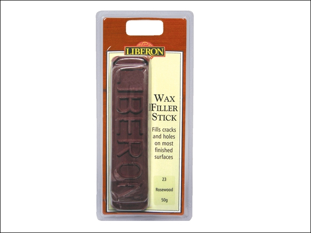 Wax Filler Stick 21 50g Light Walnut