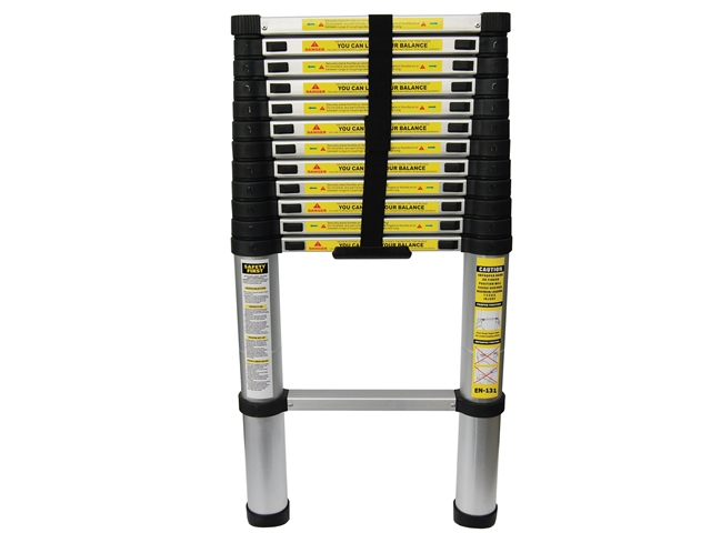 Telescopic Ladder 3.8m (EN131)