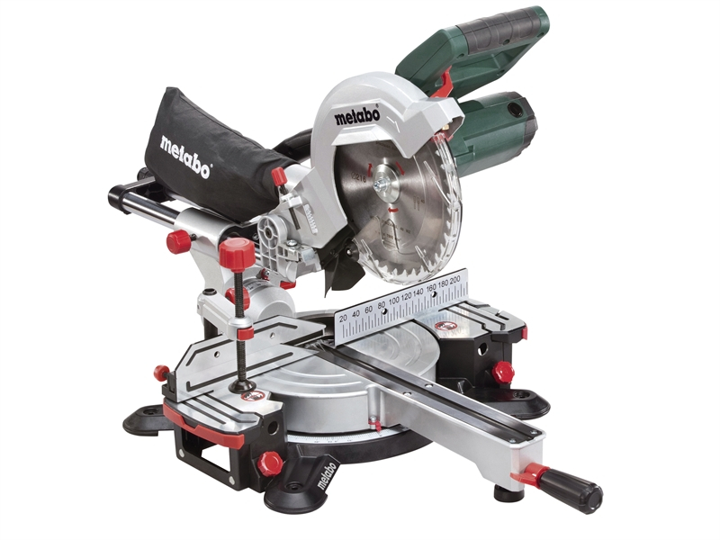 Metabo Mitre Saw 216mm 240V