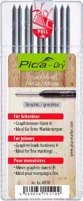 Pica Refill Graphite Pack 10 Special Hardness