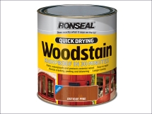 Woodstain Quick Dry Satin Walnut 250ml