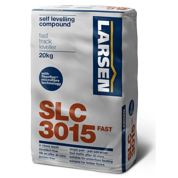 Larsen Rapid Setting Self Levelling Compound 20kg