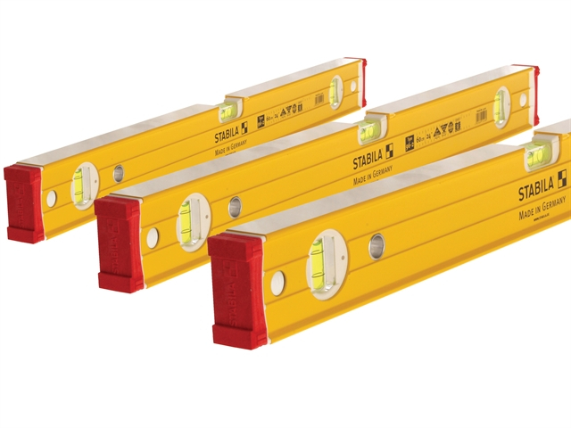 96-2 Level Pack 60+120+180cm Stabila