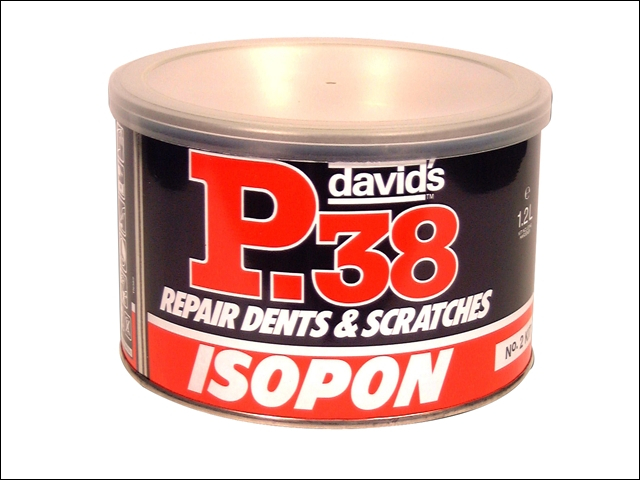 P38 Easy Sanding Body Filler 600ml