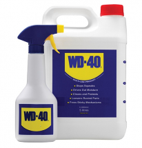 WD-40 5ltr Can Plus Spray