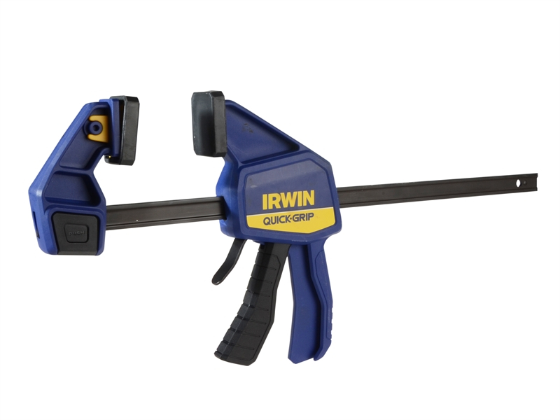Irwin 12inch One Handed Clamp